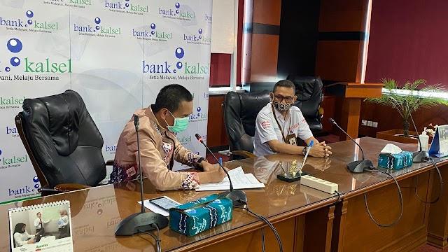 Kembangkan Ekosistem Digital, Bank Kalsel Gandeng Yayasan Startup Borneo Berjaya