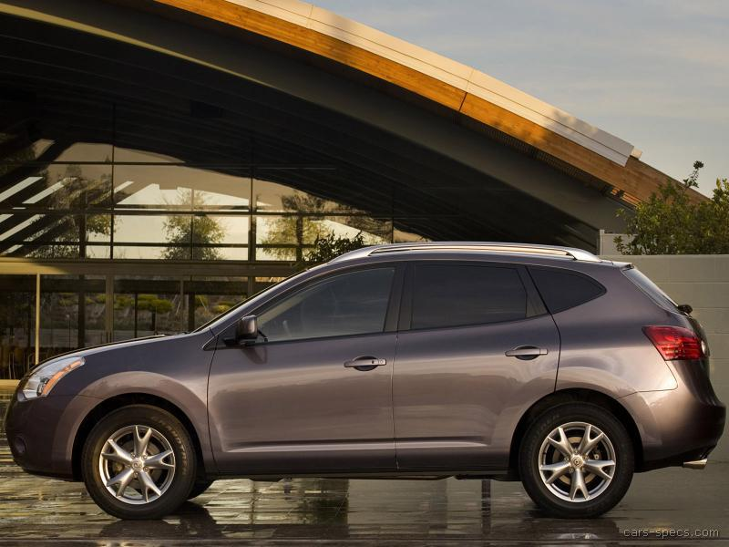 2012 nissan rogue suv specifications pictures prices. Black Bedroom Furniture Sets. Home Design Ideas