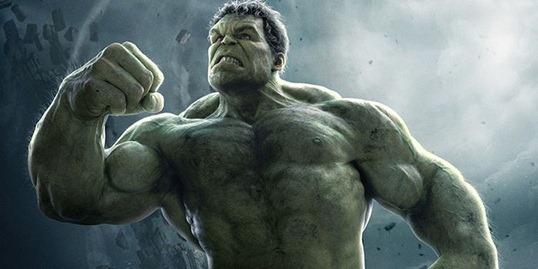 Hulk - Mark Ruffalo - MCU
