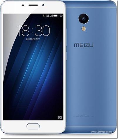Meizu M3E Diluncurkan, Ini Harga & Spesifikasinya