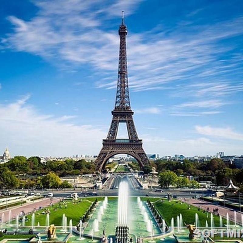 Символы Франции придуманные в других странах