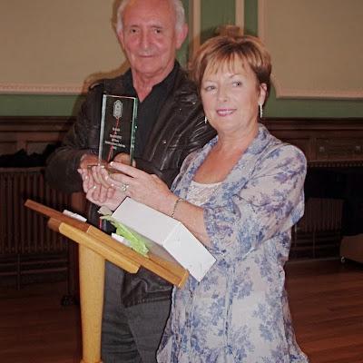 Sally Kelly bids farewell to DWMVC