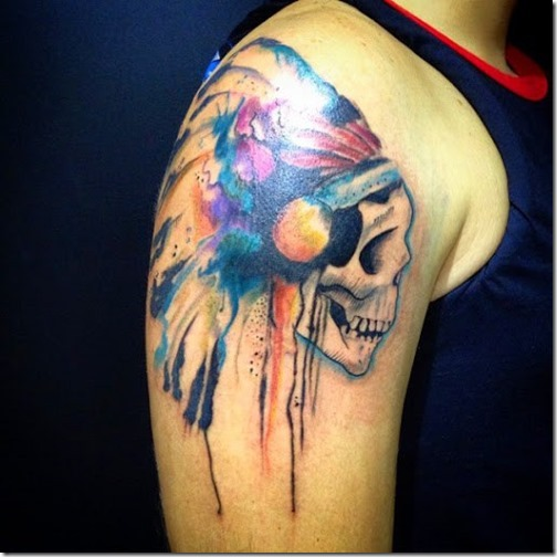 Top 55 Mejor Craneo Disenos E Ideas De Tatuajes Tatuajes247