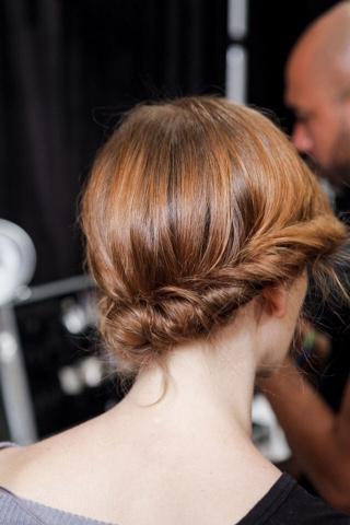 #coque #coqueenrolado #knot #bun #rolledknot #rollled bun #hair #backstage