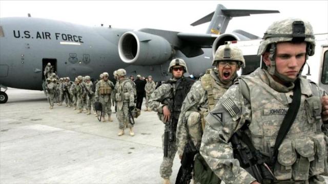 Rusia: Despliegue de tropas de EEUU en Asia Central es inaceptable