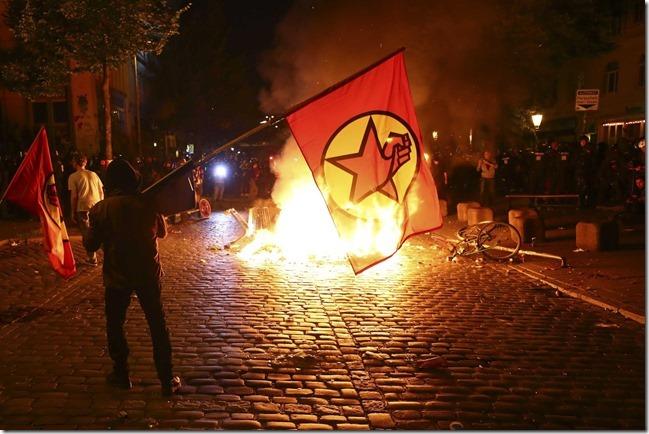 Hamburg G20 Terror