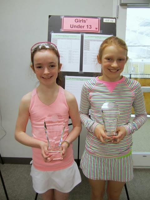 GU 11: Champion - Charlotte Bell (Wellesley, MA); Finalist - Celine Odegard (Weston, MA)