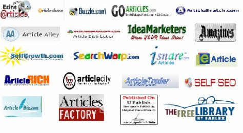article-directories-websites