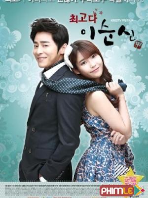 Phim Lee Soon Shin, Em Là Số Một - You're the Best, Lee Soon Shin (2013)