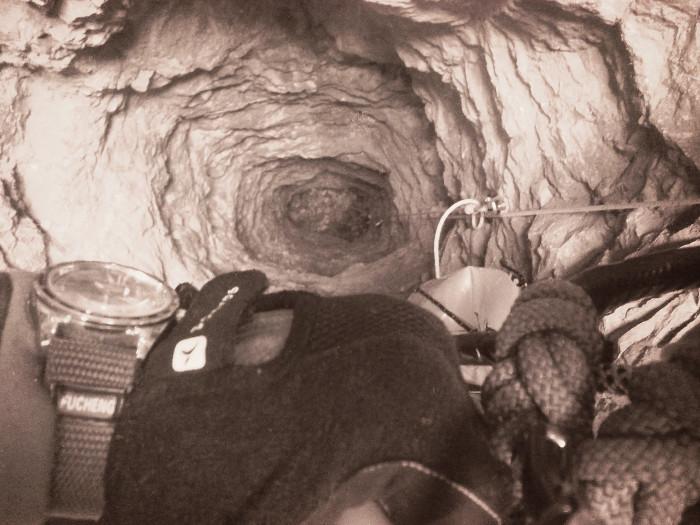 Minas de ocre en San Vicente y Muchamiel