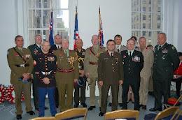 Ba Mcdonald Australian Military