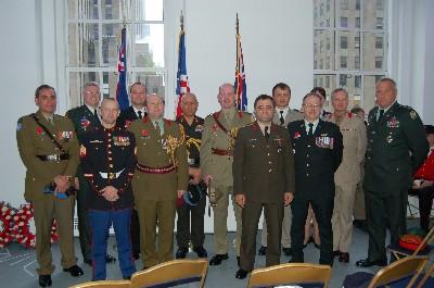Ba Mcdonald Australian Military, Ba Mcdonald