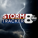 WRIC StormTracker 8 Weather icon