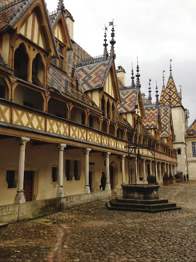 Hospices de Beaune, Burgundy. From 100 Places in France Every Woman Should Go