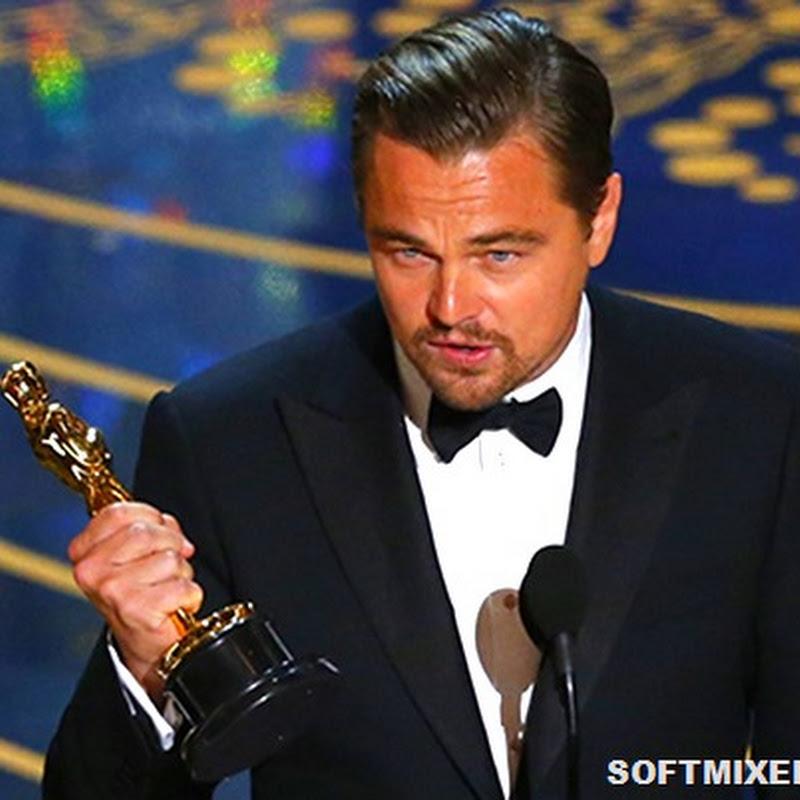 Первый «Оскар» Ди Каприо