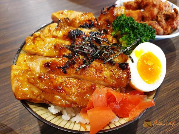 肉食控最愛~四葉燒肉丼物專門店~馬偕旁平價百元燒牛丼飯