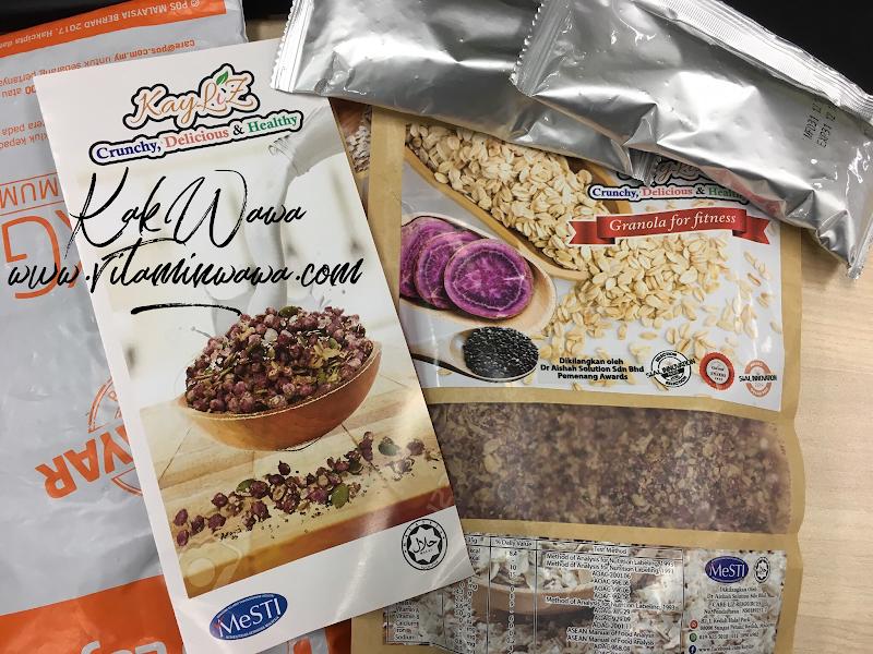 Crunchy, Delicious & Healthy Kayliz Granola Oat