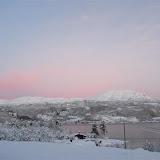 Torefjell, januar 2011
