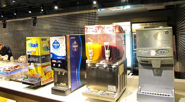 果汁吧-上閤屋台中復興店