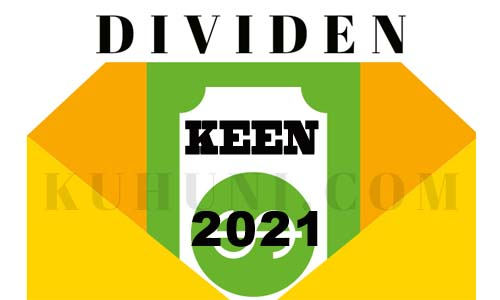 dividen keen 2021