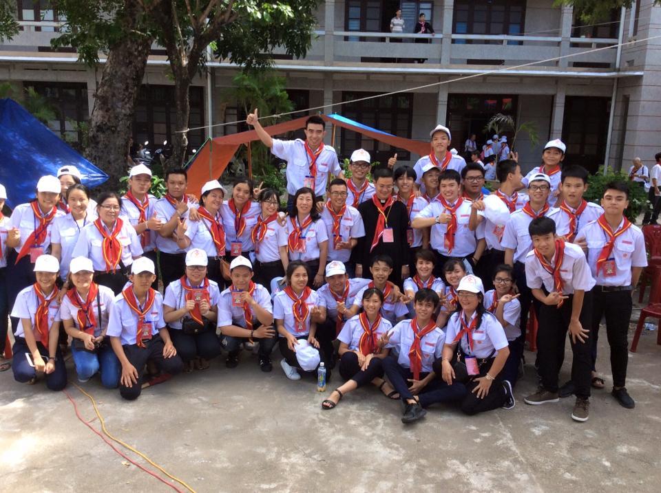 Đại hội Huynh trưởng và kỷ niệm 100 năm Thiếu nhi Thánh Thể Việt Nam (1917 – 2017)