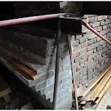 Oprava krovu kostela 13.9.2014