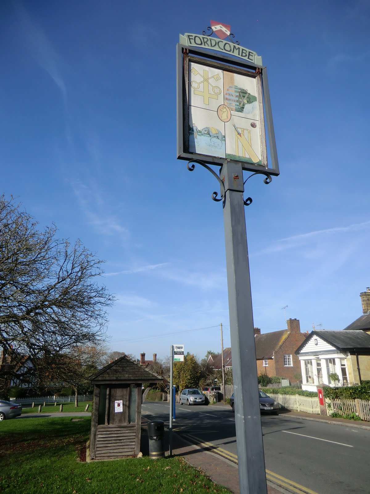 CIMG5576 Fordcombe village sign