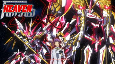 CardFight! Vanguard Legion Mate Hen - Ep 25