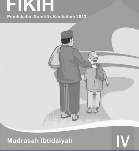 Buku Fikih Kurikulum 2013 SD/MI Kelas 4 Terbaru