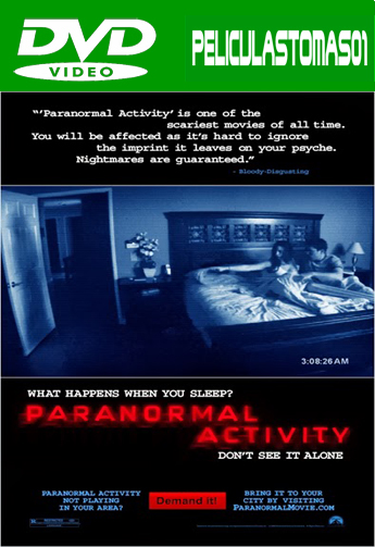 Paranormal Activity (2007) DVDRip
