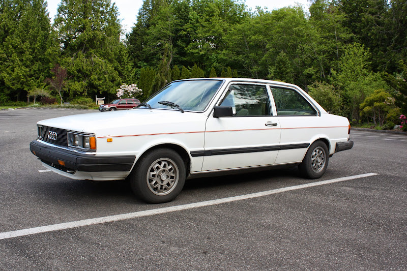 VWVortex.com - 1981 Audi 4000 5+5 Olympia, WA $2000