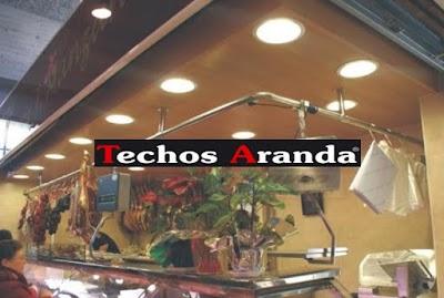 Precio de techos cocinas Madrid