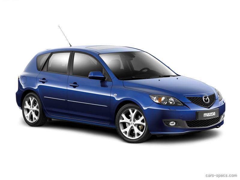 2005 Mazda MAZDA3 Hatchback Specifications, Pictures, Prices