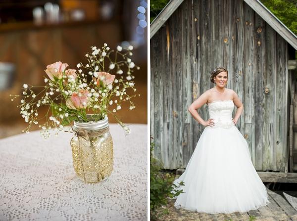 Rustic And Handmade Hunt Club Farm Wedding By Eyecaptures