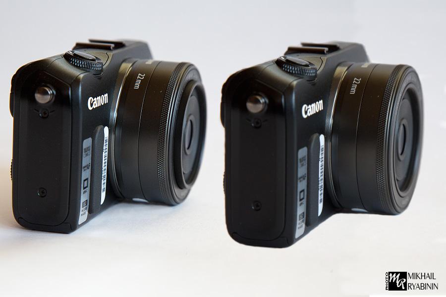 Canon OS M