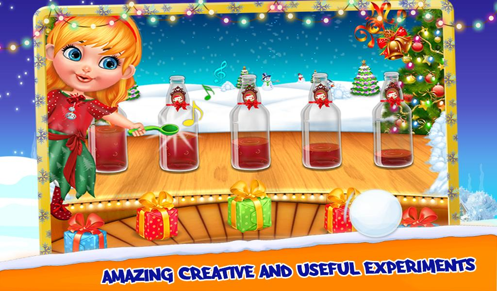 Christmas Science Activity- screenshot