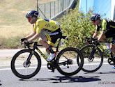 Adam Yates had een gemakkelijkere dag verwacht vlak voor de Pyreneeën
