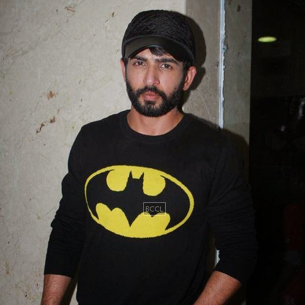 Jay Bhanusali during the promotion of film Hate Story 2, in Mumbai.(Pic: Viral Bhayani)