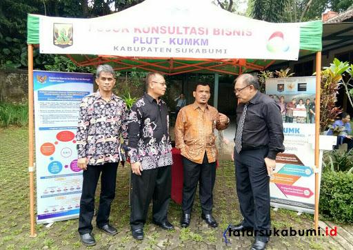 Deputy Kementrian Koperasi Ungkapkan Salut Kepada BPR Sukabumi, Kurangi Rentenir dan Program Tapak