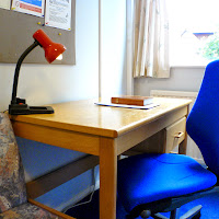 Room X4-desk