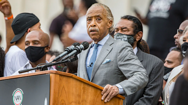 Al Sharpton Paid His Family More Than $80K Through National Action Network As Organization Spent Lavishly On Travel