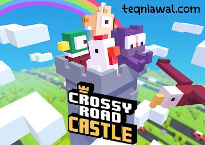 Crossy Road - أفضل ألعاب الايفون 2022