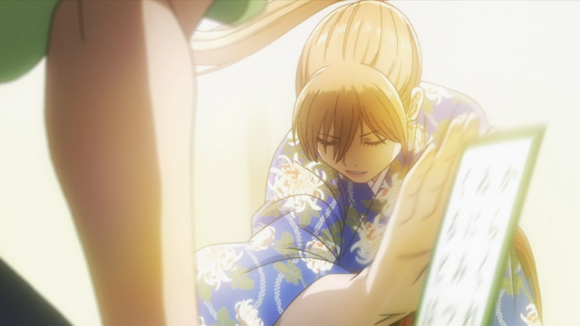 Chihayafuru 2 Episode 3 Screenshot 1