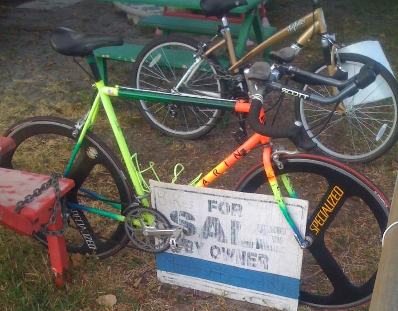 Neon Marin Road Bike Bike Forums