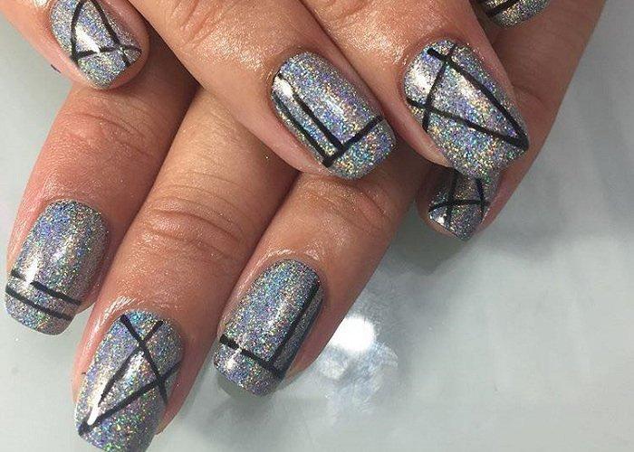 Marble Nails Art