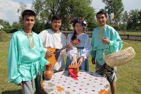 Туристы из Казахстана