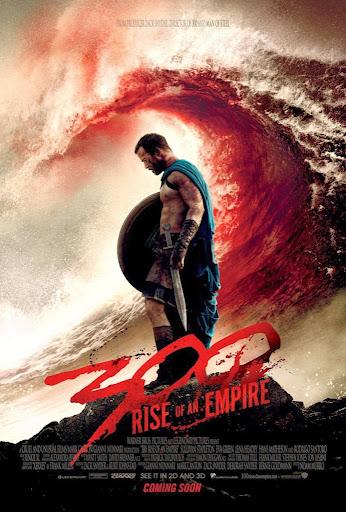 300: Η Άνοδος της Αυτοκρατορίας 300: Rise of an Empire Poster