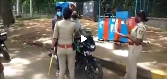 Mysore Lady video viral- ಮೈಸೂರಿನಲ್ಲಿ ಯುವತಿ ರಂಪಾಟ- ಪೊಲೀಸರಿಗೆ ಪಬ್ಲಿಕ್ನಲ್ಲೇ ಆವಾಜ್, ವೀಡಿಯೋ ವೈರಲ್