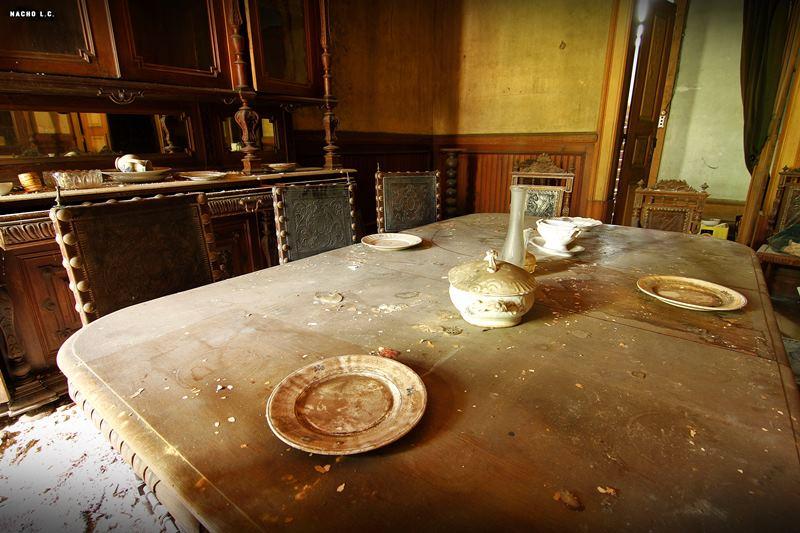 muebles la mansion colonial: