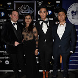 OIC - ENTSIMAGES.COM - Tomas Mace-Archer-Mills, Vena Chan and Dr Vincent Wong at the  Miss GB South East pageant at DSTRKT London 18th July 2015 Photo Mobis Photos/OIC 0203 174 1069